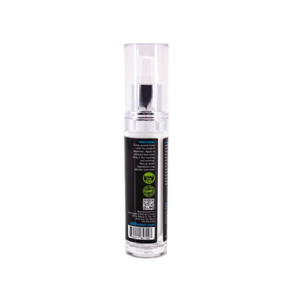 CBD moisturizer